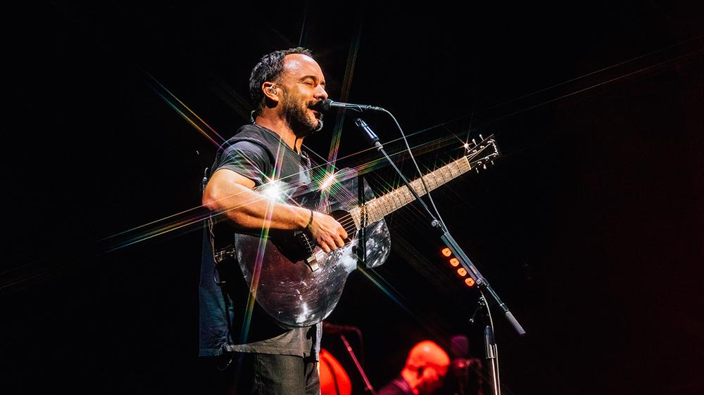 Dave Matthews Guitar 2019