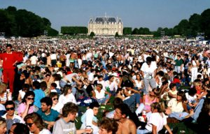 Madonna Parc de Sceaux France Largest Concerts Ever