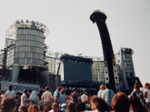 Rolling Stones Biggest Concert of all time Prague 1995