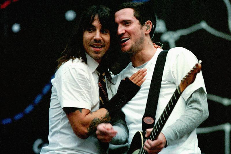 John Frusciante Rejoins Chilli Peppers, Klinghoffer ...