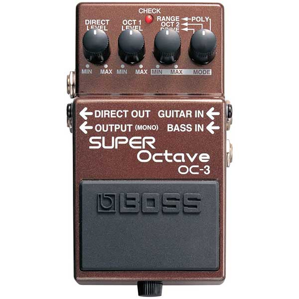 BOSS Super Octave OC 3