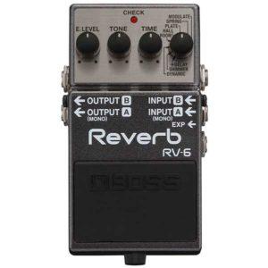 Boss Digital Reverb RV 6