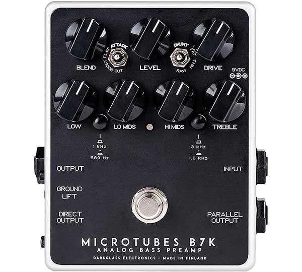 Darkglass Microtubes B7K Ultra V2 Bass Preamp