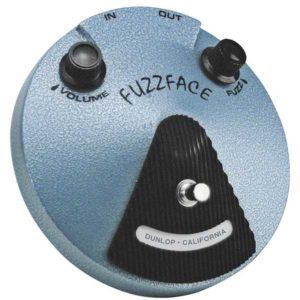 Dunlop JHF1 Jimi Hendrix Fuzz Face Pedal