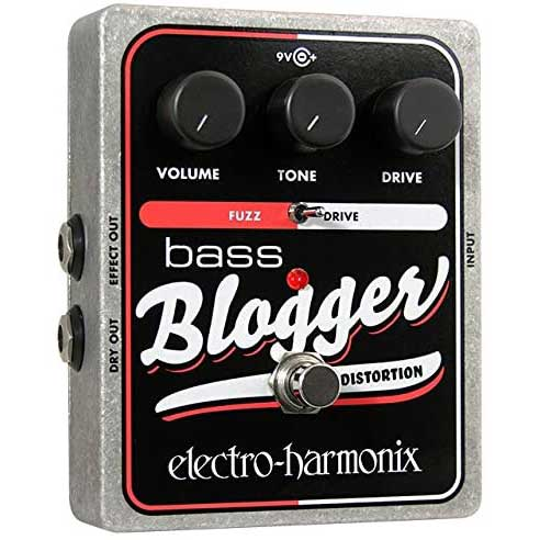 Electro Harmonix XO Bass Blogger Distortion