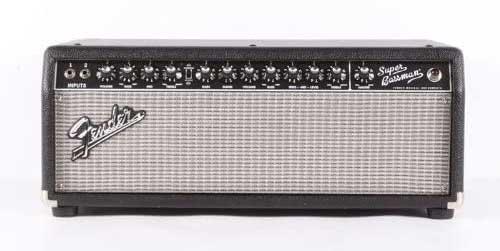 Fender Super Bassman Pro