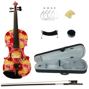 Kinglos Wood Violin Kit