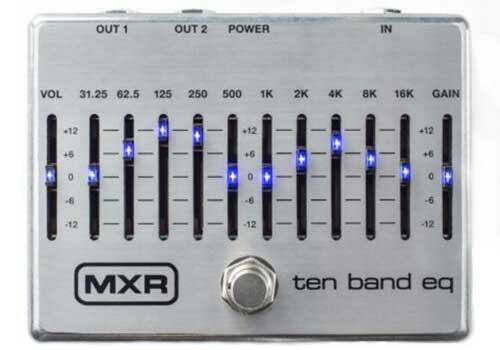 MXR Ten Bend EQ