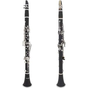 Mendini by Cecilio B Flat Beginner Student Clarinet