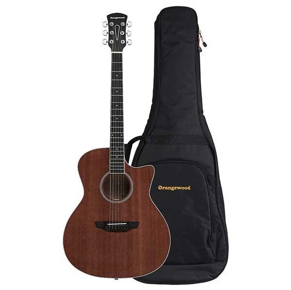 Orangewood 6 String Acoustic Guitar