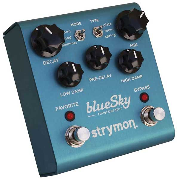 Strymon Big Sky Multidimensional Reverb Pedal