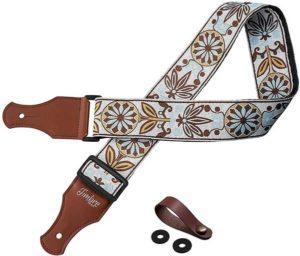 TimbreGear Woven Acoustic Guitar Strap