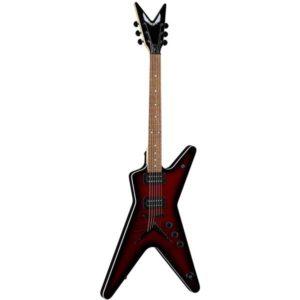 Dean-MLX-Flame-Top-Electric-Guitar