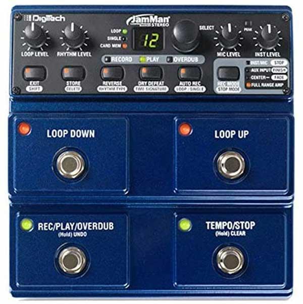 Digitech Jam Man Stereo Looper