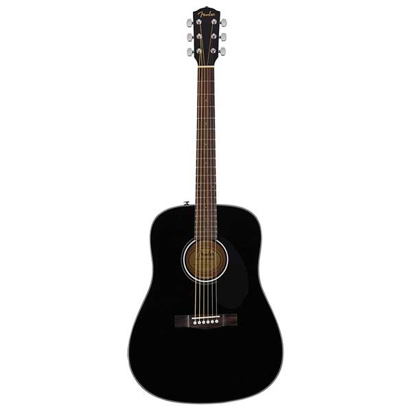 Fender 6 String Acoustic Electric Guitar