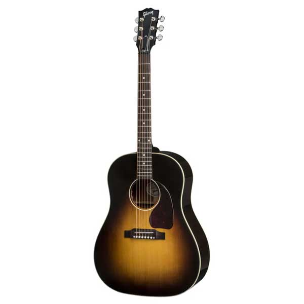Gibson J45 Standard Acoustic Electric Guitar Vintage Sunburst