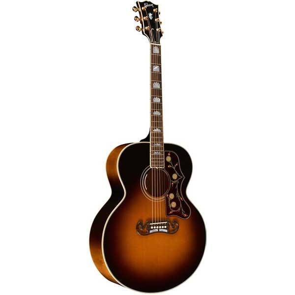 Gibson SJ200 Standard Acoustic Electric Guitar Vintage Sunburst