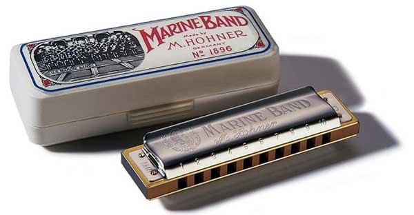 Hohner Marine Harmonica