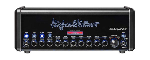 Hughes & Kettner Black Spirit 200 Head Amp