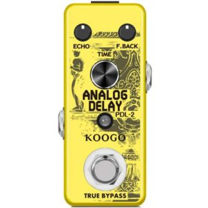 Koogo Analog Delay