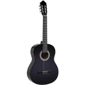 Lucero-LC100-Classical-Guitar-Black