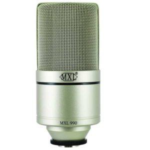MXL-990-XLR-Connector-Condenser-Microphone