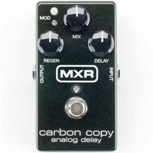 MXR-M169 Carbon Copy Analog Delay