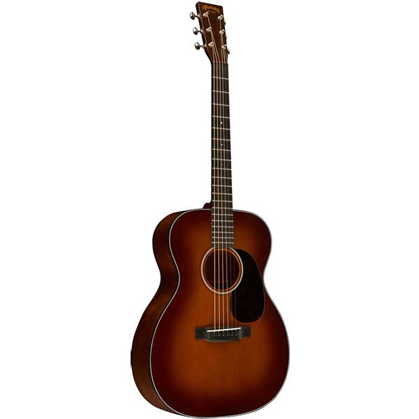 Martin Authentic Series 1933 OM 18 VTS Orchestra Model Acoustic Guitar Natural