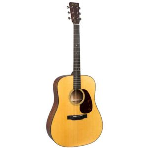 Martin D-18E Dreadnought Acoustic Electric Guitar