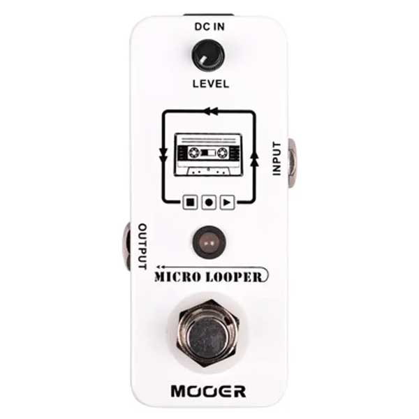 Mooer Audio Micro Looper Pedal