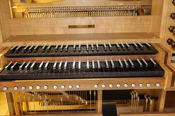 Organ Instrument