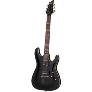 Schecter-Omen-6-Solid-Body-Electric-Guitar
