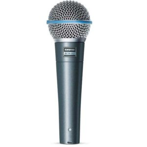 Shure-BETA-58A-Supercardioid-Dynamic-Vocal-Microphone