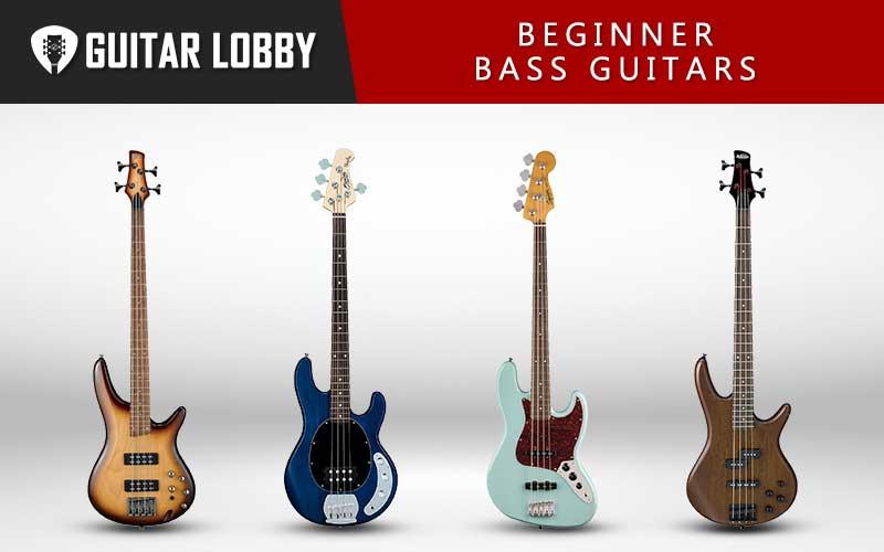 Some of the Best Beginner Bass Guitars