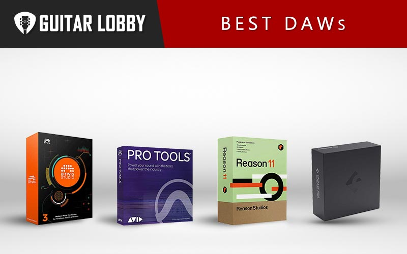 Some of the Best DAWs (Free and Paid)