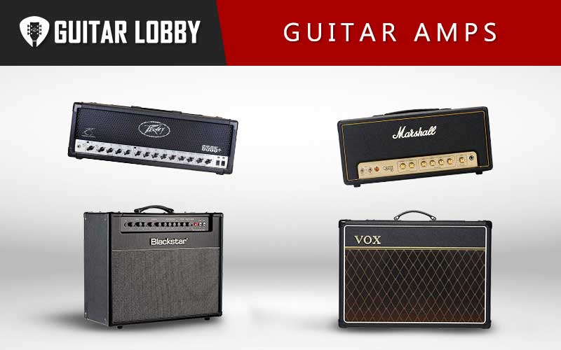 Some of the Best Guitar Amps
