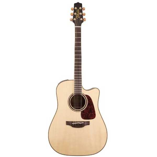 Takamine Pro Series P4DC Dreadnought Cutaway Acoustic Electric Guitar