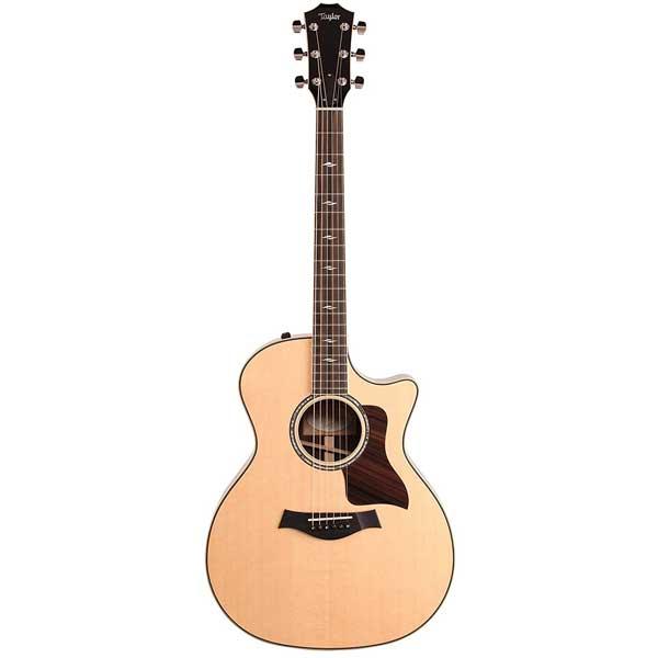Taylor Guitars 814ce V Class Grand Auditorium Acoustic Electric Guitar
