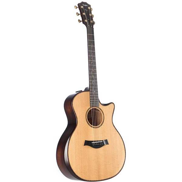 Taylor K14ce V Class Builder's Edition Grand Auditorium Acoustic-Electric Guitar Kona Burst