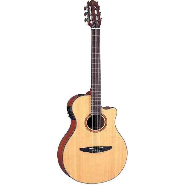 Yamaha NTX700 Acoustic Electric Classical Guitar Natural