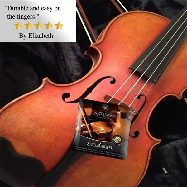 Artisan's Violin Strings
