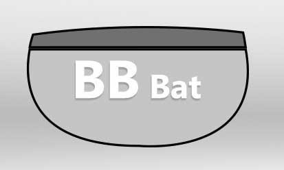 BB-Bat Guitar Neck Shape