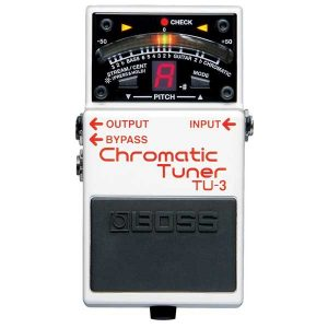 BOSS TU-3 Chromatic