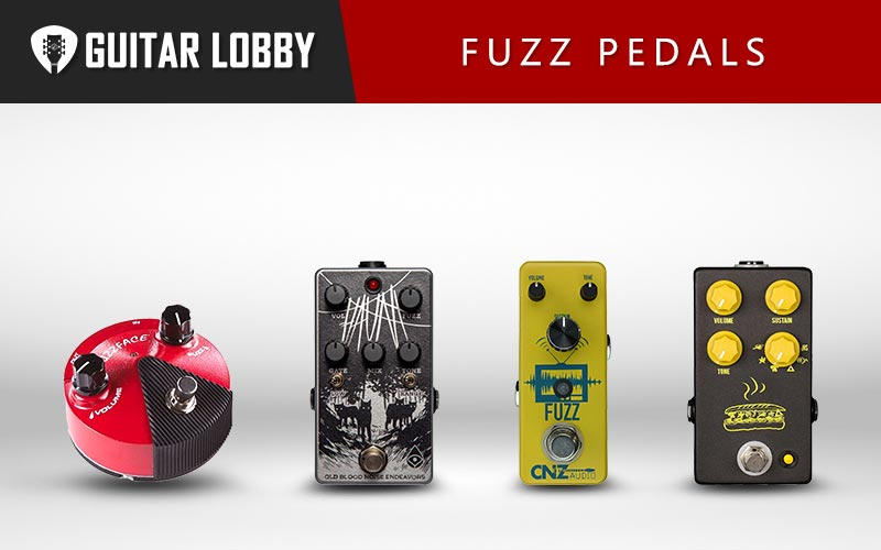 Best Fuzz Pedals Featured Image
