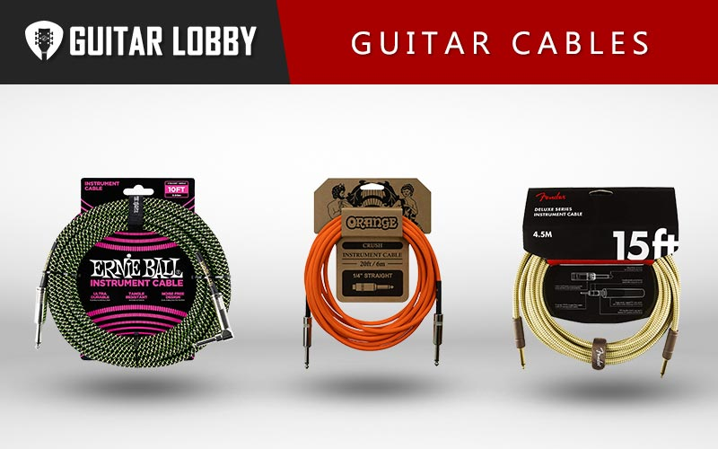 Best Guitar Cables (Featured Image)