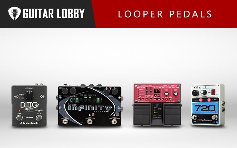 Best Looper Pedals Featured Image