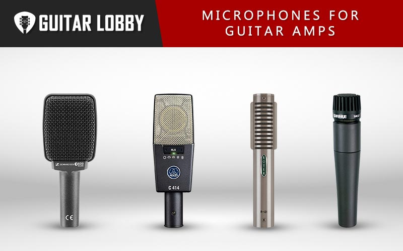 Best Microphones for Guitar Amps Featured Image
