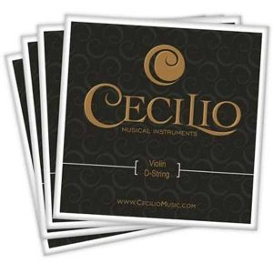 Cecilio Violin strings