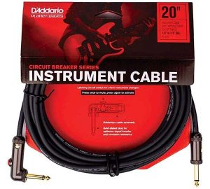 D'Addario Planet Waves American Stage Quality Construction