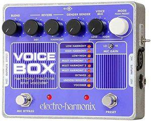Electro-Harmonix Voice Box Harmony Machine and Vocoder